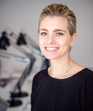 Portrait Daniela Allmeier