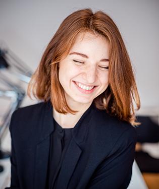 Portrait Ekaterina Timina