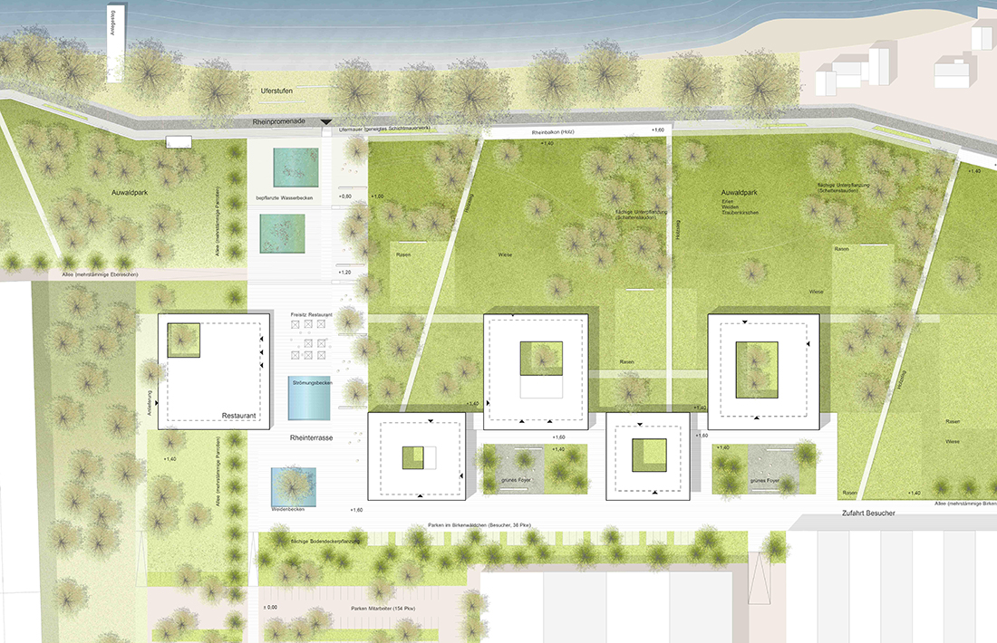 01_BUD-Szenario-2050_SWAP Architekten/ Riebenbauer Design/ Raumposition/ el:ch landschaftsarchitekten/ B+G Ingenieure/ EWT Ingenieure