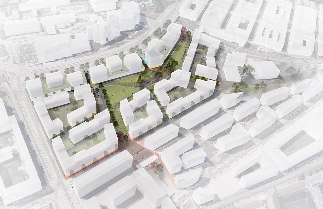01_EurogateII-Vogelperspektive_superwien/TRANSFORM.CITY/DnD Landschaftsplanung/RAUMPOSITION