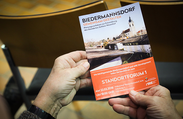 01_Biedermannsdorf-Standortforum1_ARE Development/C.Fuerthner