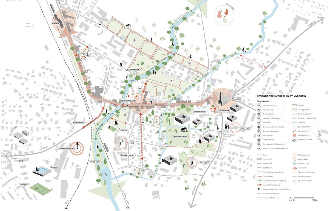 01_St-Val-Handlungsfelder_Feld72 Architekten / Bogenfeld Architektur/ DnD Landschaftsplanung/ Raumposition