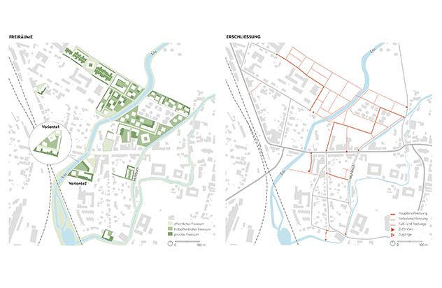 08_St-Val-Strukturkarten_Feld72 Architekten / Bogenfeld Architektur/ DnD Landschaftsplanung/ Raumposition