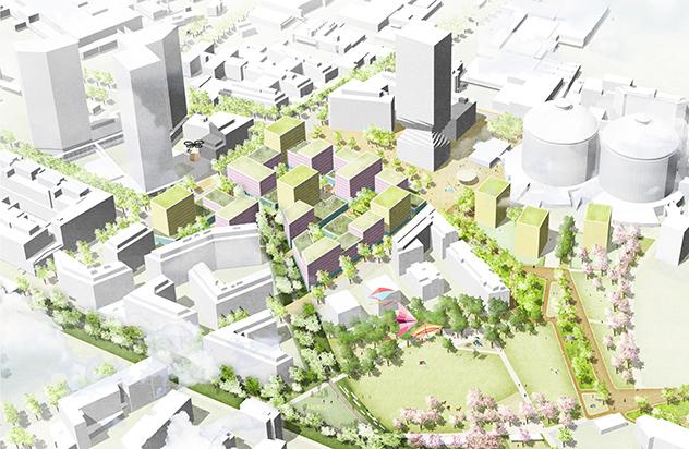 01_GVF-Ausstellung_Carla Lo Landschaftsarchitektur/BWM Architekten